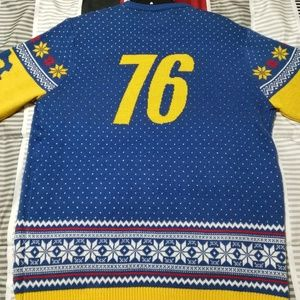 numskull Sweaters - Official Fallout 76 Ugly Sweater